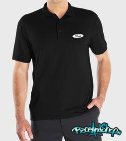 Playera Premium Tipo Polo Dryfit Envio Gratis!! Ford 2