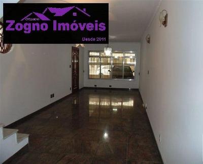 Sobrado Para Locação Em São Paulo, Parque Novo Mundo, 3 Dormitórios, 2 Suítes, 3 Banheiros, 2 Vagas - 975