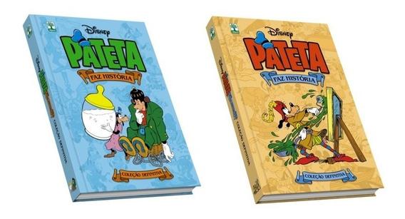 Hqs Pateta Faz História Disney Ed Definitiva + Frete Grátis