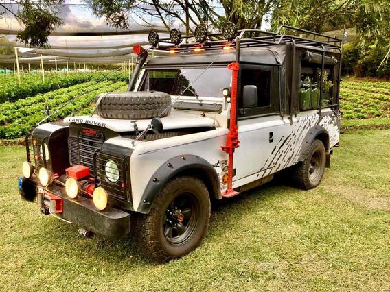 Land Rover Santana Extralargo