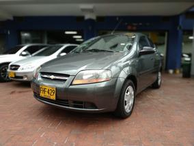 Chevrolet Aveo Sedan 1600 Full Equipo