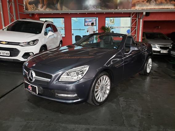 Mercedes-benz Slk 200 1.8 Cgi Gasolina 2p Automático