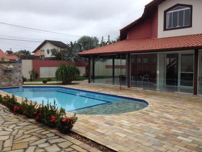 Casa Com Piscina Jamaica Itanhaem Cod: 045