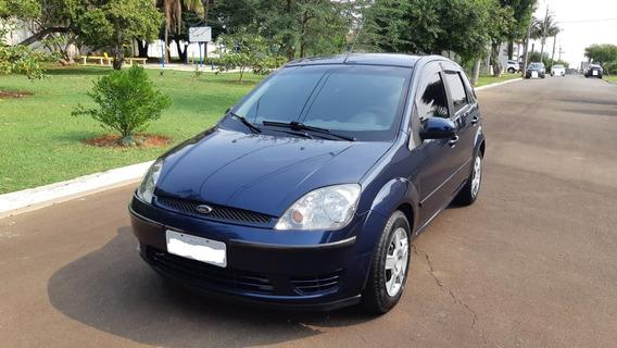Fiesta Hatch 1.6 8v (flex) 2007 Completo