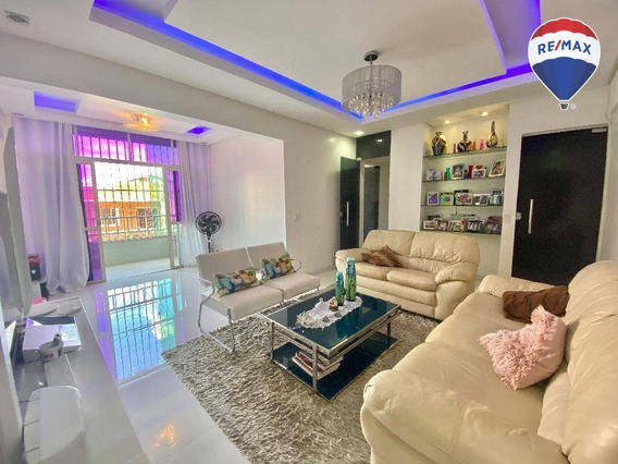 Apartamento Com 3 Dormitórios Ed. La Ville, 99 M² - Jurunas - Belém/pa - Ap0572