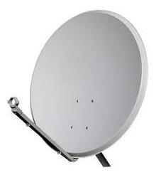 5 Antena De 60 Cm C Lnb Duplo