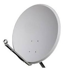 Kit-10 Antena De 60 Cm C Lnb Duplo