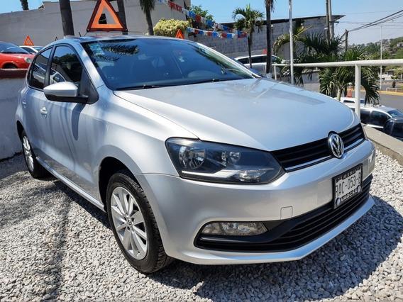 Volkswagen Polo 1.6 Startline Tiptronic At 2017