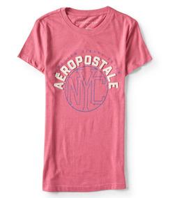 Camisa Feminina Aeropostale Original
