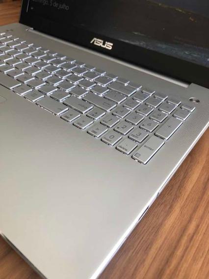Notebook Asus N550j