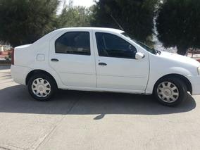 Nissan Aprio 2008 Recien Ajustado A/a Blanco Muy Bueno