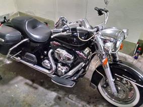 Moto Harley Davidson Modelo Road King Flhrc Año 2010