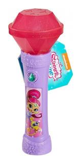 Microfono Magico De Genio Shimmer Shine Rosa Fisher Price