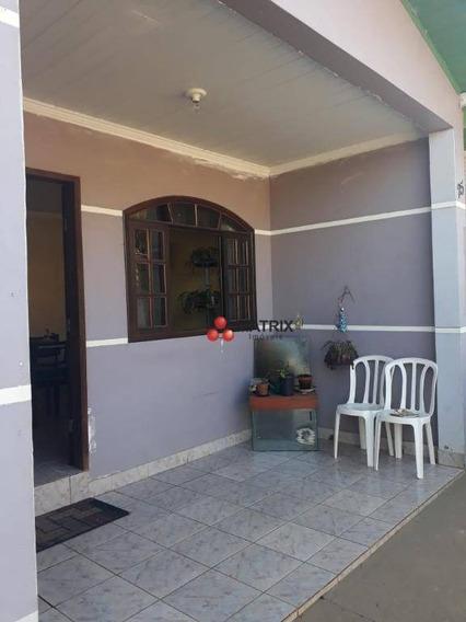 Casa 3 Quartos - Ca1346
