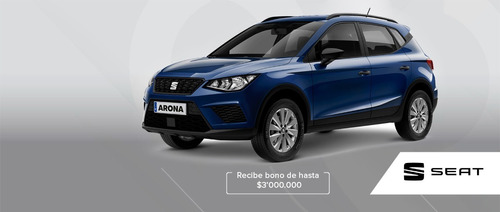 Seat  Arona Reference Mecánica 1.6
