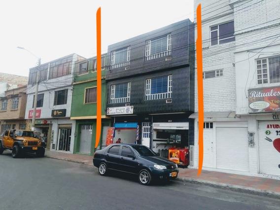 Oportunidad Casa Comercial B Restrepo 3 Locales 1apto