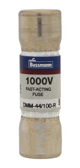 Dmm-44/100-r Bussman Fusible Para Multimetro 1000v 440ma