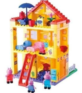 La Casa De Peppa Pig De Lego Juguete