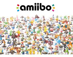 Amiibo Mario Zelda Splatoon Metroid Odyssey + De 150 Opções