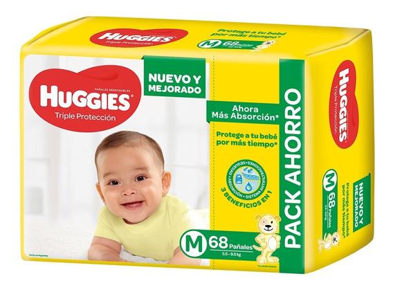 Huggies Classic Triple Proteccion Promopack