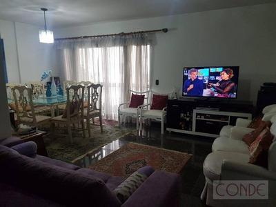 Apartamento Com 4 Dormitórios À Venda, 137 M² Por R$ 1.300.000 - Vila Clementino - São Paulo/sp - Ap24813