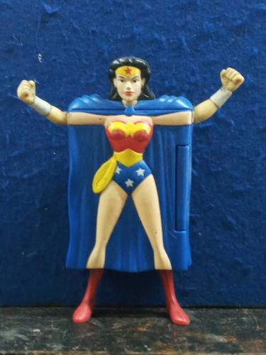 Imagen 1 de 3 de Super Heroes * Wonder Woman * Mcdonald * 2007 *