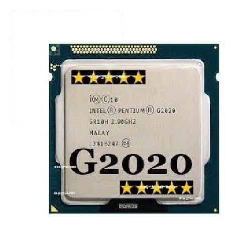 Processador Skt 1155 Dual Core G2020 2,9 Ghz Oem + Gd220