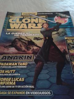 Stars Wars Especial Clone Wars Premiere Revista
