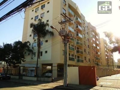 Apartamento Com 2 Dormitórios À Venda, 61 M² Por R$ 260.000 - Praça Seca - Rio De Janeiro/rj - Ap0277