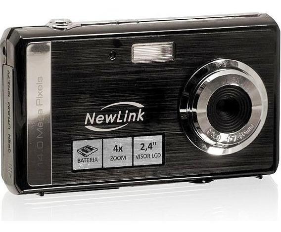 Camera Digital Style New Link 12 Mega Pixels