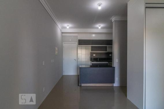 Studio No 20º Andar Mobiliado Com 1 Dormitório E 1 Garagem - Id: 892946762 - 246762
