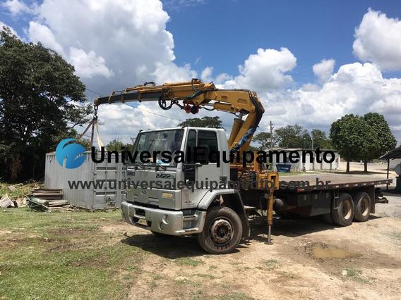 Caminhão Ford Cargo 2422- Com Munck Masal 40.008