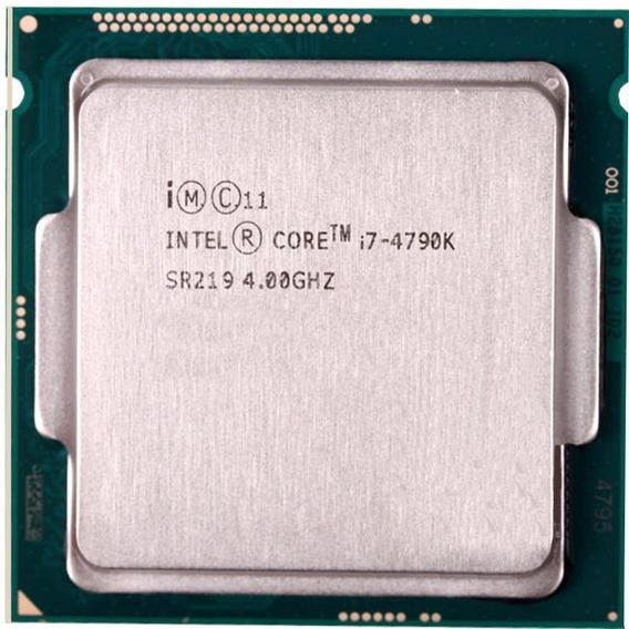 Processador Intel Core I7 4790k 4.4ghz Lga1150 4ªgeraçao Oem