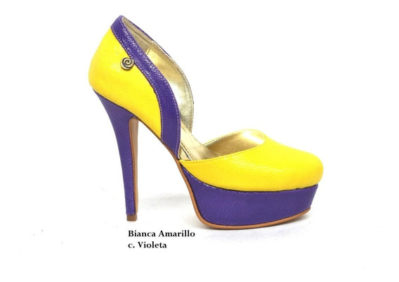 Mary Roose Zapato Bianca