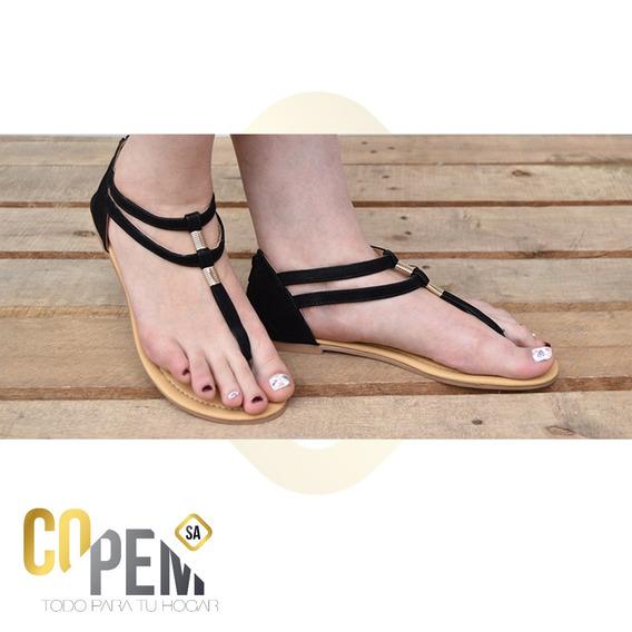 Sandalias Para Dama Diseños Exclusivos