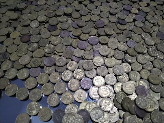 Moeda Lote 1.000pc 10 Centavos Getúlio Vargas José Bonifácio