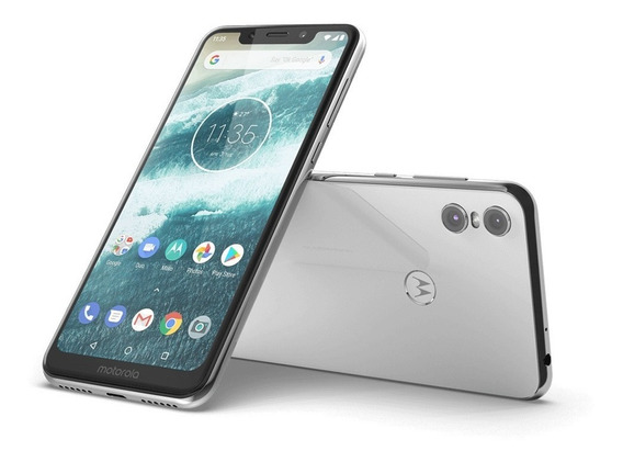 Celular Motorola Moto One Nuevo Libre 4gb Ram 64gb Gtia