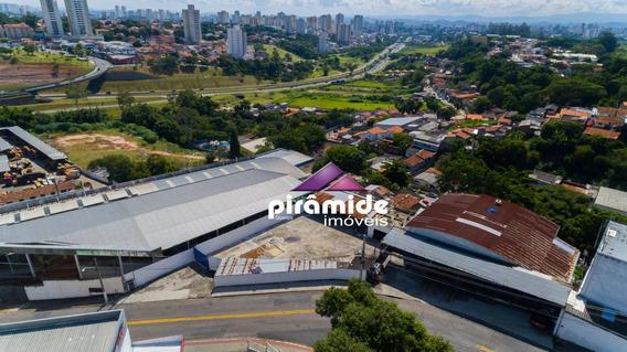 Terreno À Venda, 750 M² Por R$ 585.000 - Vila São Bento - São José Dos Campos/sp - Te0945