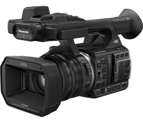 Panasonic Hc X1000 4k Dci/ultra Hd/full Hd Camcorder