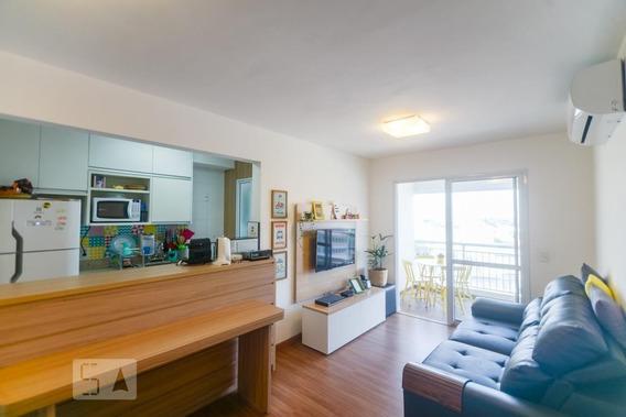 Apartamento No 7º Andar Com 3 Dormitórios E 2 Garagens - Id: 892952589 - 252589