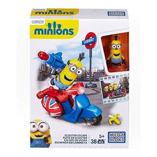 Mega Construx Minions Scooter Escape