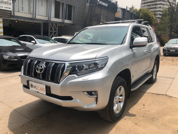 Toyota Land Cruiser Prado Vx Su Vx Su 2018