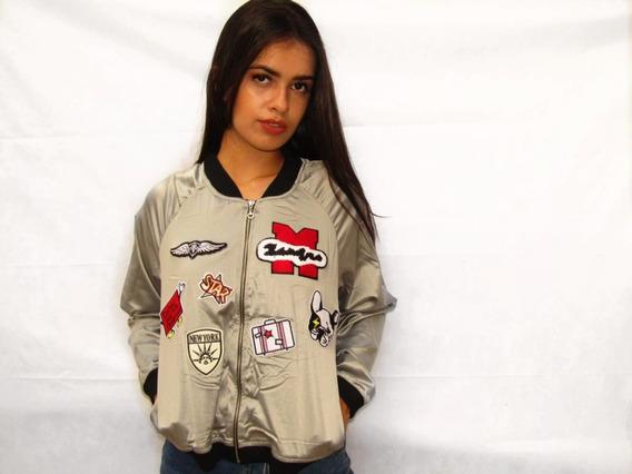 Jaqueta Blusa Feminina Estampada Promoção Inverno Blogueira