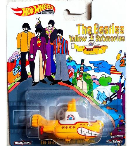 The Beatles Yellow Submarine Hotwheels De Colección