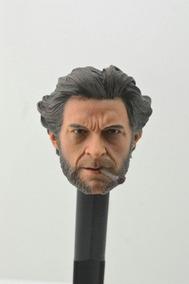 Cabeça Head Wolverine Logan X-men Xman Origins Hugh Origens