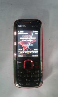 Lote 6 Celulares Nokia Rm495 Xpressmusic Funcionando Leia Nf