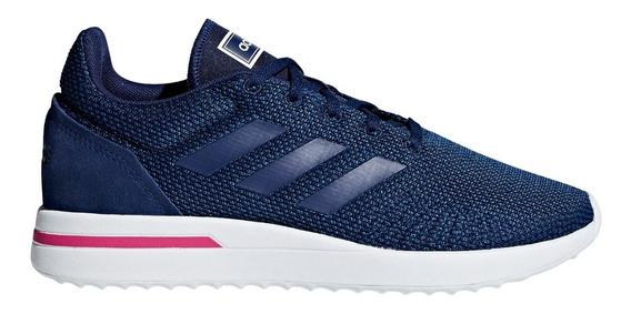 Zapatillas adidas Run 70s Azul De Mujer