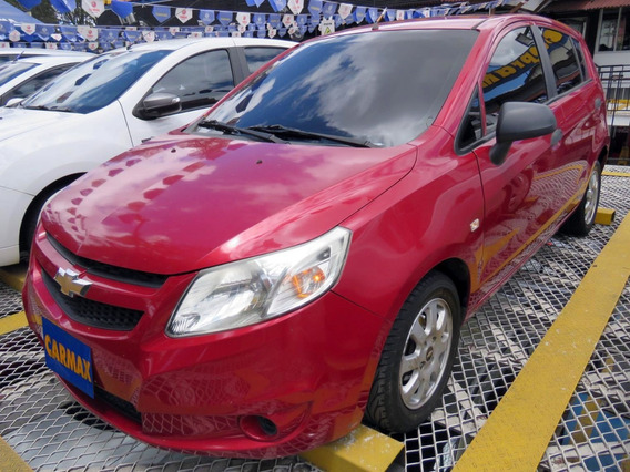 Chevrolet Sail Lt Hatchback 1.4 2015 Financiación