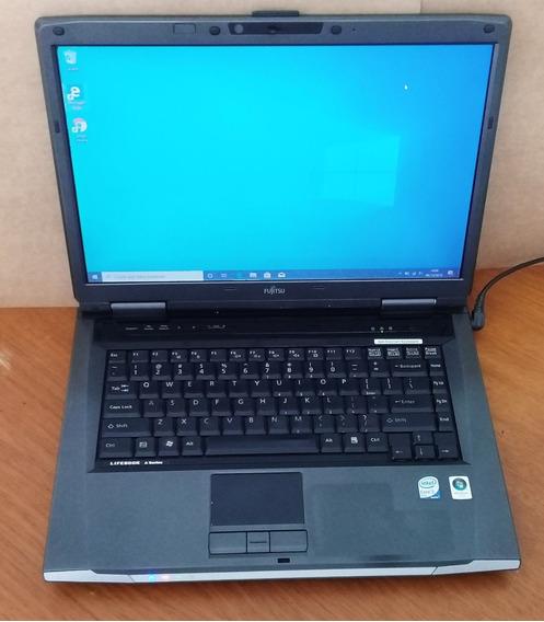 Notebook Fujitsu Lifebook A Series A6120 - Funcionando!