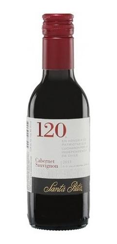 Vino 120 Cabernet Sauvignon X 4 - mL a $72